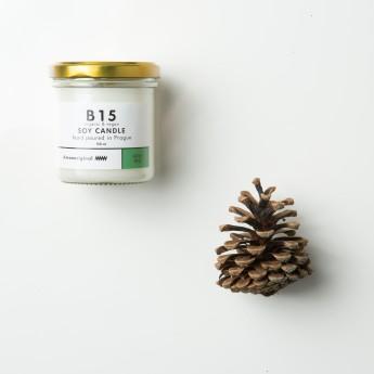 Sojová svíčka 150ml B15