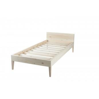 Postel jednolůžková bez matrace